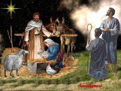 Božična sveta maša