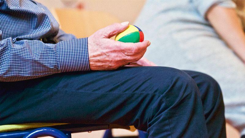 Skupina za osebe z demenco