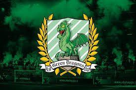 Zahvala Green Dragons Ljubljana